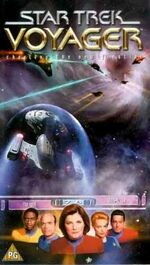 VOY 7.8 UK VHS cover