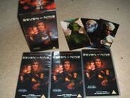 Seven of Nine collection Vol 2 contents