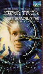 DS9 vol 15 UK VHS cover