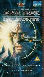 DS9 3.2 UK VHS cover