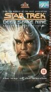DS9 4.1 UK VHS cover
