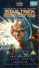 DS9 5.5 UK VHS cover