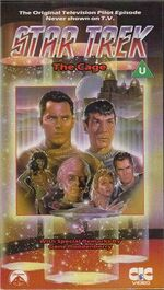 TOS vol 1 UK VHS cover