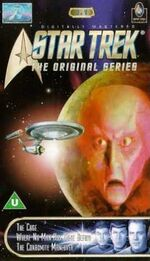 TOS 1.1 UK VHS cover