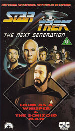 TNG vol 16 UK VHS cover