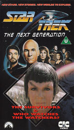 TNG vol 26 UK VHS cover