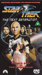 TNG vol 43 UK VHS cover