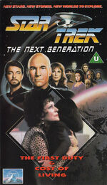TNG vol 60 UK VHS cover