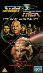 TNG vol 71 UK VHS cover