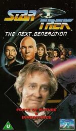 TNG vol 81 UK VHS cover