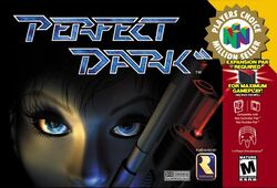 Perfect Dark (Players Choice) (N64) (NA)