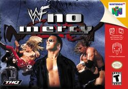 WWF No Mercy (NA)
