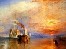 The Fighting Téméraire