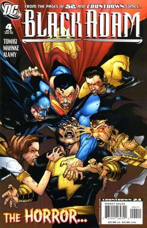 Cover for Black Adam: The Dark Age #4