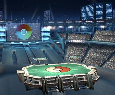 PokemonStadiumBrawl jpgPokemon Stadium Background