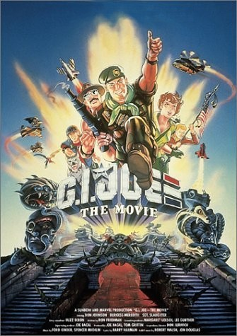 [Multi] [TVrip] GI JOE THE MOVIE VF 1987