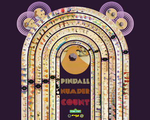 PinballNumberCountWallpaper