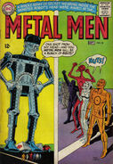 Metal Men 15