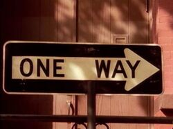 OneWaySign