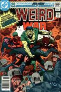 Weird War Tales 93
