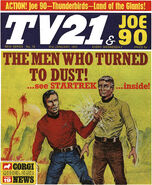 TV21 Issue 19 Cover