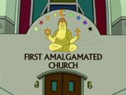 Futurama - First Amalgamated Church