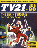 TV21 Issue 28 Cover
