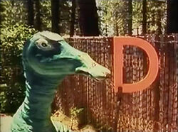 D-d-d-dinosaur!
