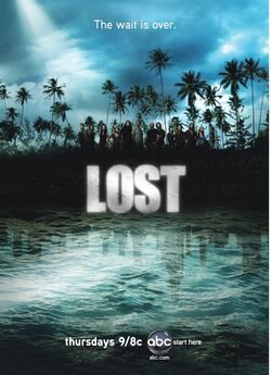 Lost Staffel 4 Poster