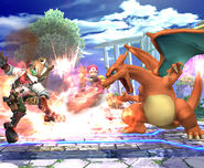 Charizard Flamethrower