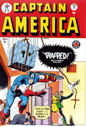 Captain America Comics Vol 1 71