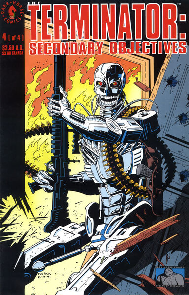 COLECCIÓN DEFINITIVA: DARK HORSE COMICS [UL] [cbr] 384px-Terminator_-_Secondary_Objectives_04_c01