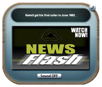Muppets.com news widget - muppet wiki logo