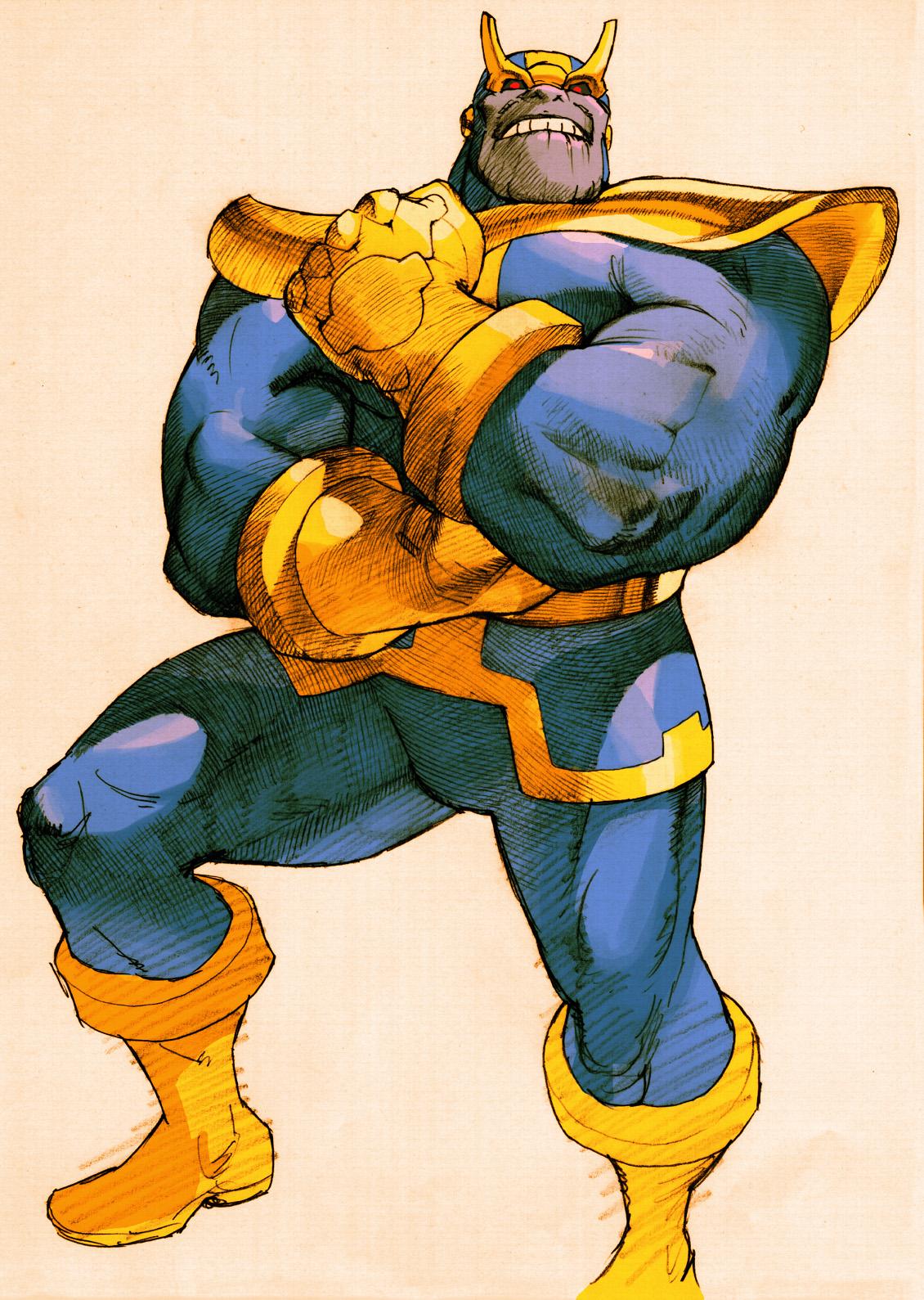 Thalos Marvel