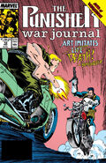 Punisher War Journal Vol 1 12