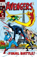 Avengers Vol 1 71