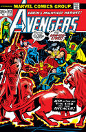 Avengers Vol 1 112