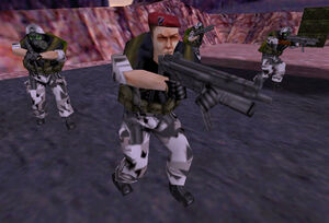 HalfLife HECU Platoon