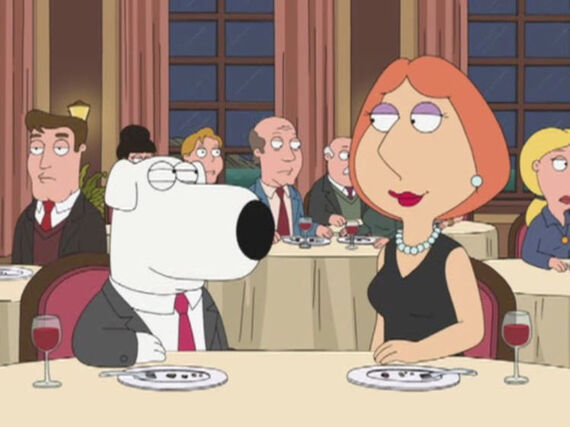 Family Guy Season 6 Episode 10 Play It Again, Brian