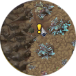 Quest giver on mini-map