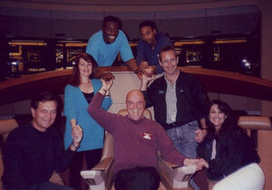 TNG Main stand-ins Season 4