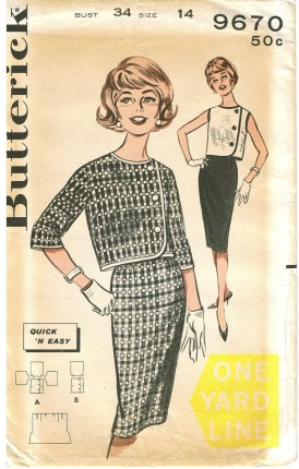 Butterick 9670