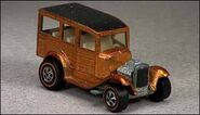 Classic &#39;31 Ford Woody