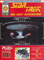 Marvel TNG magazine issue 3 cover