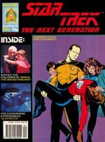 Marvel TNG magazine issue 6 cover