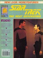 Marvel TNG magazine issue 10 cover