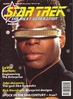 Marvel TNG magazine issue 22 cover