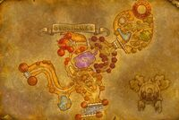 MAP City ORGRIMMAR