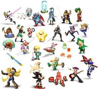 Assist trophies