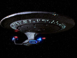 USS Enterprise-D, TNG Season 3-7